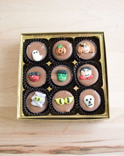 Picture of 9 Piece Halloween Deco