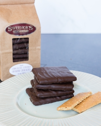Picture of Chocolate Covered Graham Crackers