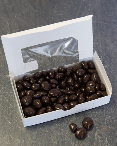 Picture of Dark Chocolate Panned Cranberries