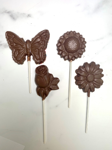 Picture of Flower and Bug Pops